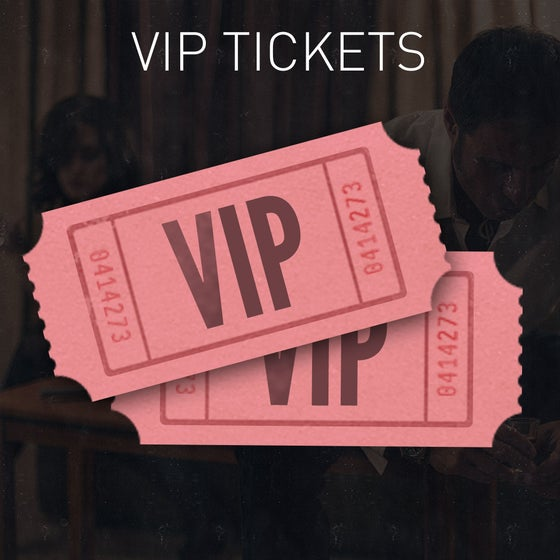 Image of 2 x VIP tickets to meet JWB and David Ellefson