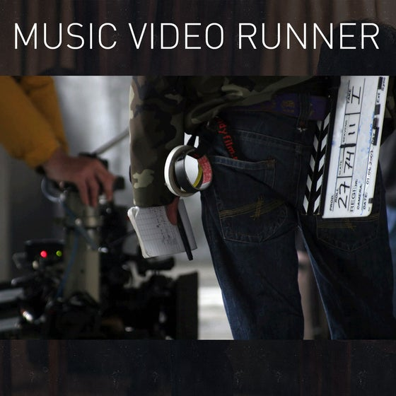 Image of Be a runner on the next JWB video