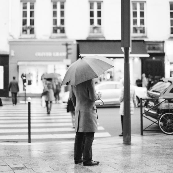 Image of A Rainy Day in Paris