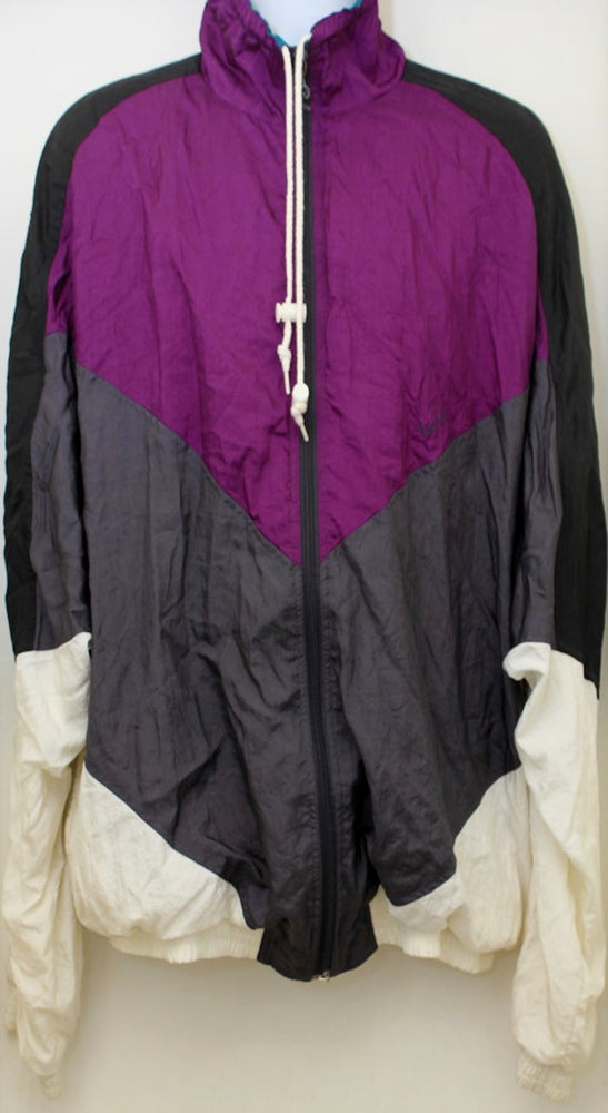 "Image of ""PIERRE CARDIN"" Designer Windbreaker Jacket"