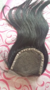 Image of Lace Front Closure - Brazilian Straight