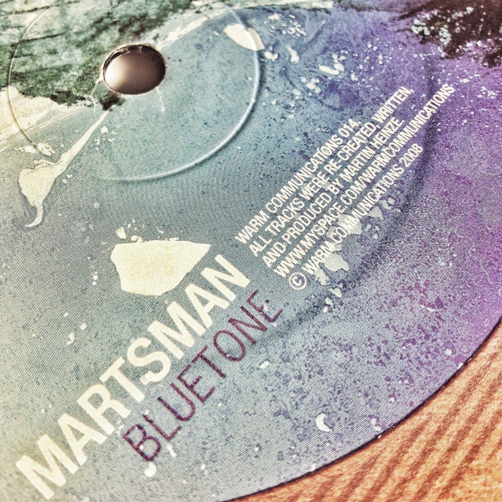 Image of Angelzero - Recess (Martsman Remix) / Bluetone
