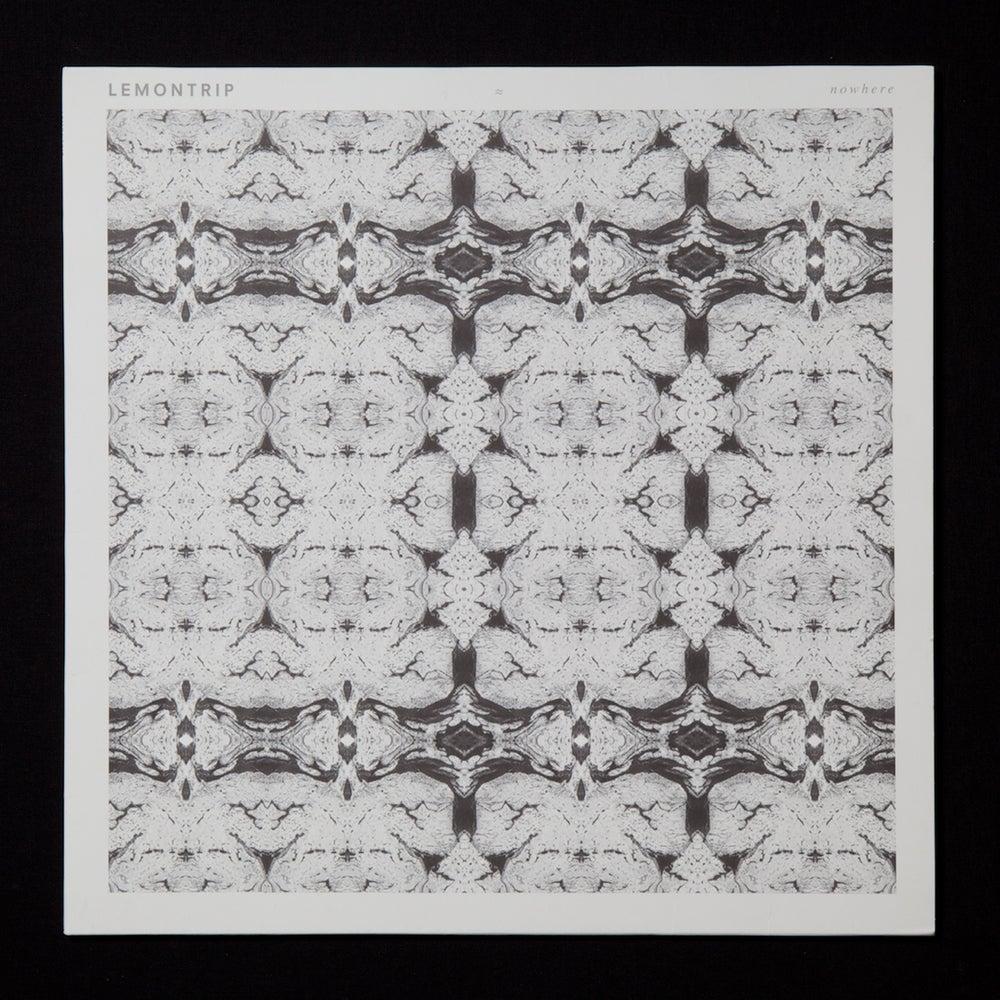 "Image of Lemontrip - Nowhere 12"" vinyl"