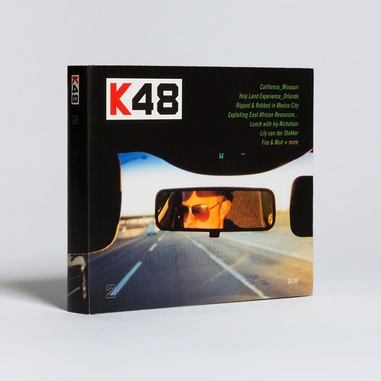 Image of K48 issue No. 2