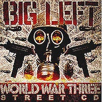 "Image of BIG LEFT ""STREET CD VOLUME 1"" HARDCORE HIP HOP EX-LA COKA NOSTRA"