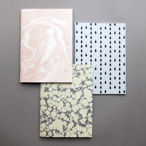 Image of Notebook Trio # 1