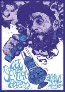 Image of Lee Scratch Perry - Band On The Wall 2014