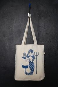 "Image of ""Mermaid"" shopper tote bag"