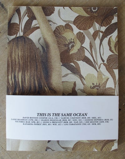 Image of This is the Same Ocean #4