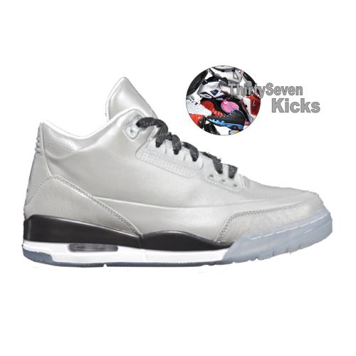 "Image of Air Jordan 5LAB3 ""Reflective Silver"""