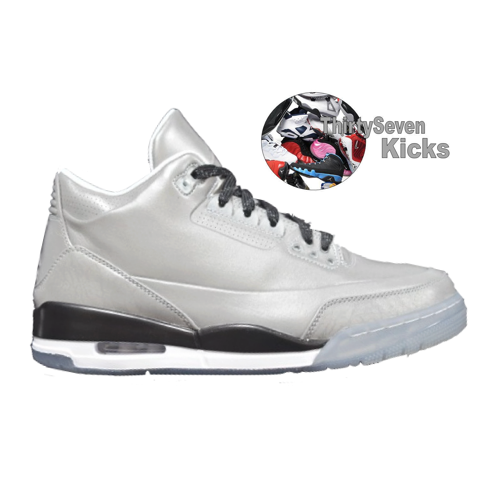 "Image of Air Jordan 5LAB3 ""Reflective Silver"""