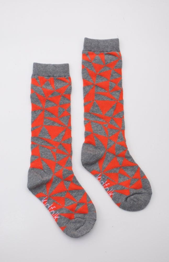 Image of Tangram Socks