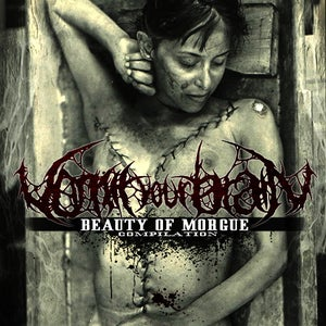 "Image of CD ""Beauty Of Morgue - Compilation"""