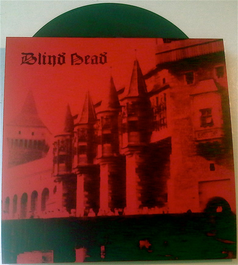 "Image of BLIND DEAD demo 7"" IMPOS-1"