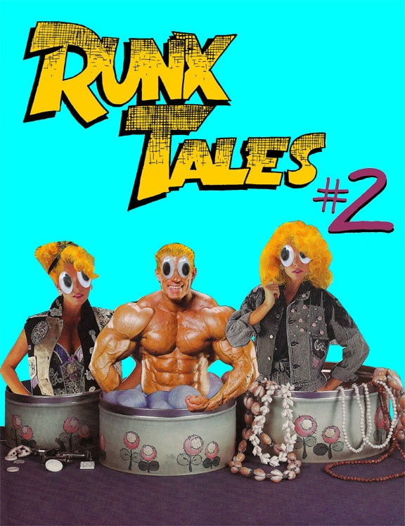 Image of RUNX TALES #2