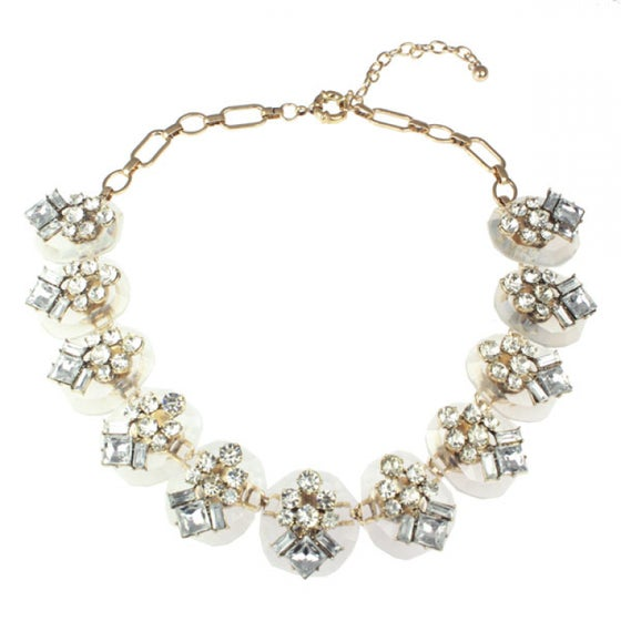 Image of Crystal Roche Necklace