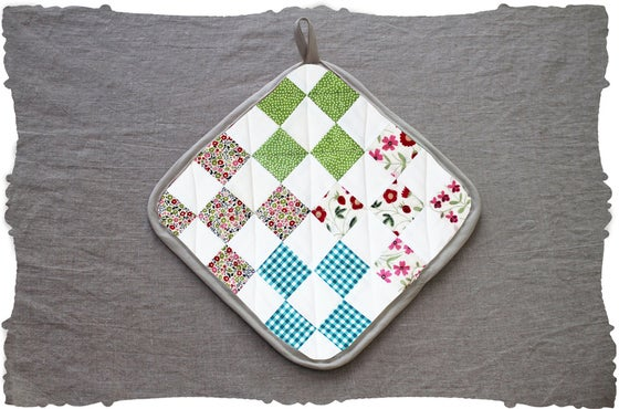 Image of quilting squares lessons