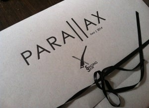 Image of PARALLAX | issue two