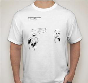 Image of T-Shirt: Hyenas Because Hyenas