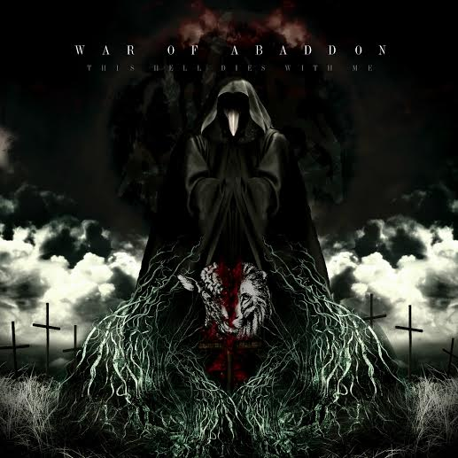 Image of War OF Abaddon - This Hell Dies With Me EP