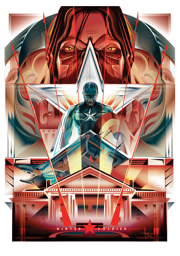 Image of WINTER SOLDIER
