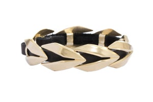 Image of KNIFE LAUREL BRACELET