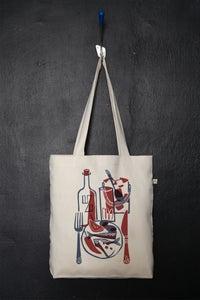 "Image of ""Ouzo Bliss"" shopper tote bag"