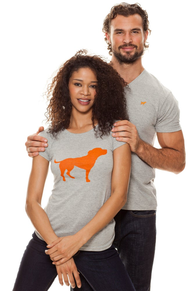 Image of girl's recycled cotton classic tiny tim tee
