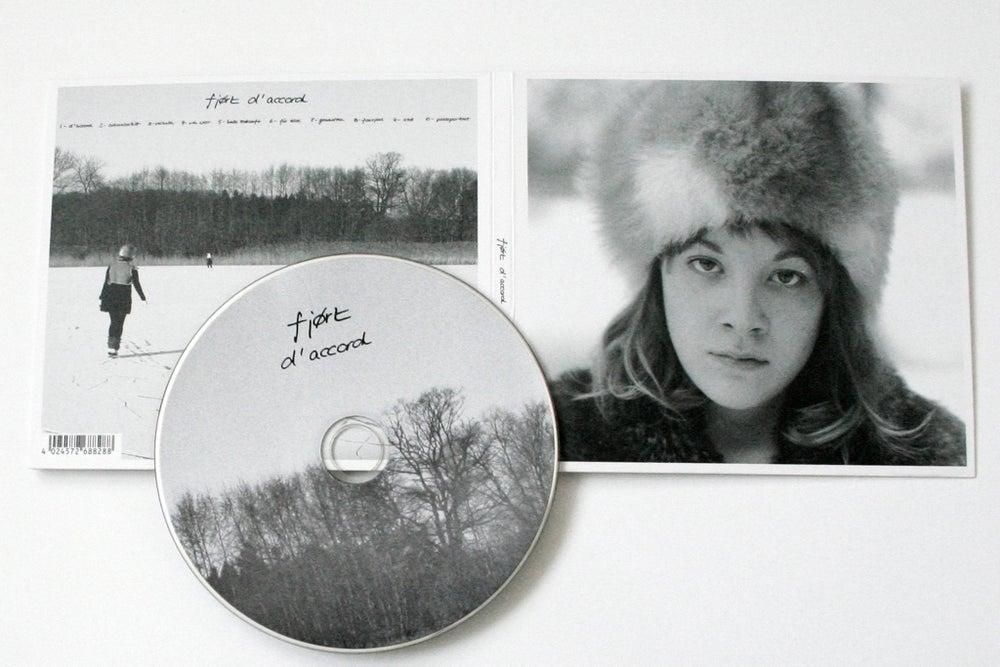 Image of D'ACCORD - CD Digipack