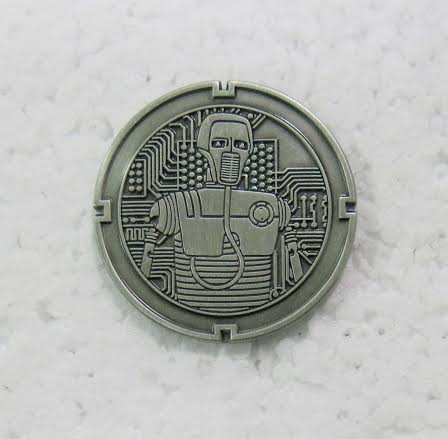 Image of 2-1B Medical Droid Coin 4th in the Series