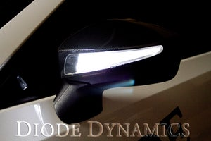 Image of Subaru BRZ LED Side Mirror Covers