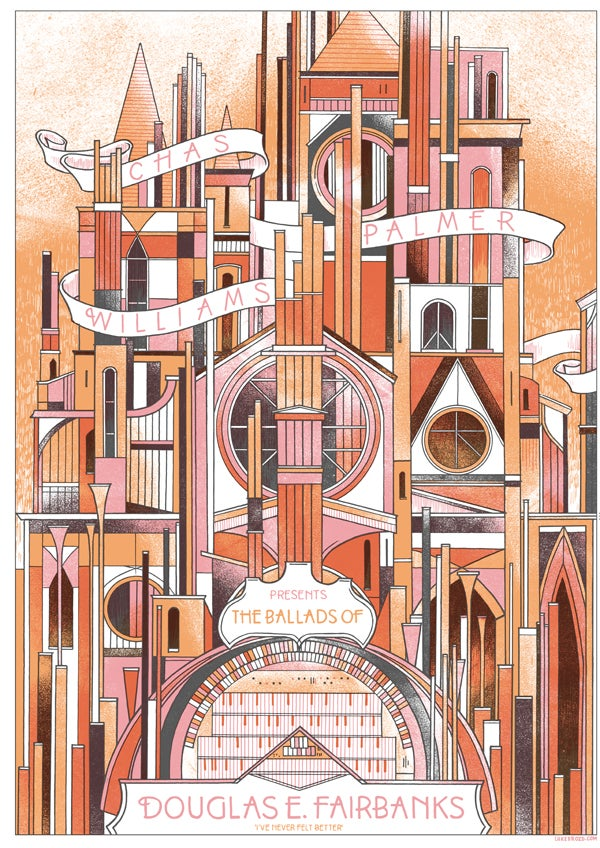Image of Chas Palmer-Williams Print