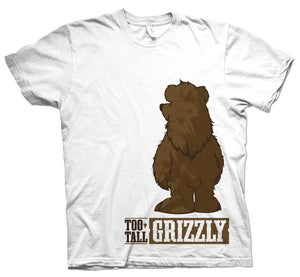 Image of Bear Tee (White)