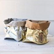 Image of Metallic Uashmama Bags