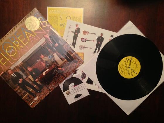 "Image of ""American Craze"" Album (2011) Vinyl"