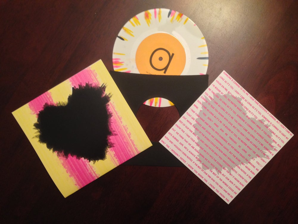 """Image of """"As Long As It's You"""" 7-inch Single (2014)"""