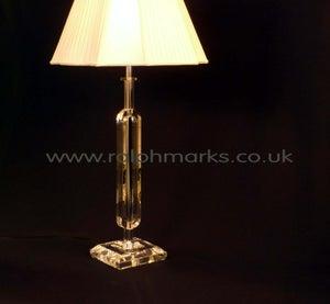Image of Acrylic Table Lamp UK