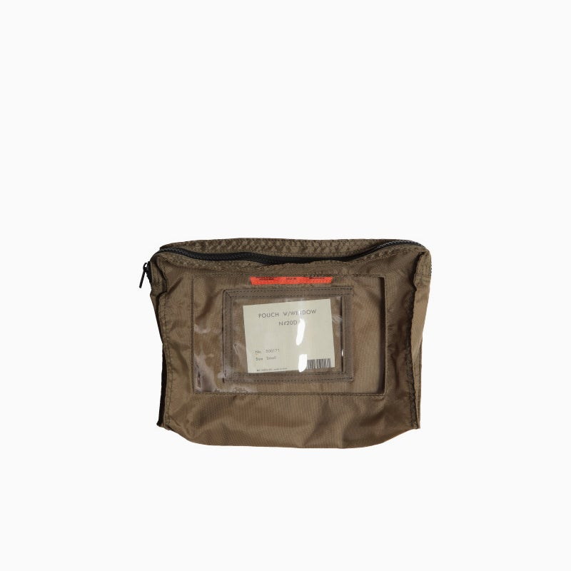 Image of PUEBCO Pouch w/ Window - MEDIUM