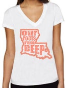 Image of Our Roots Run Deep V-neck