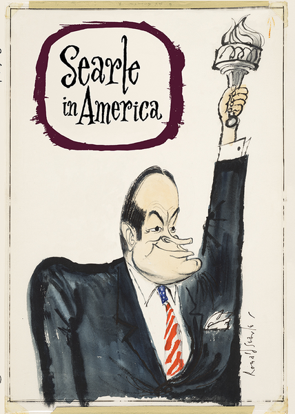 Image of Searle in America