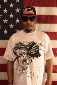 Image of Liberty! Men's T-Shirt