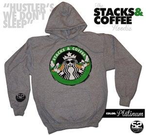 Image of STACKS & COFFEE Hoodie