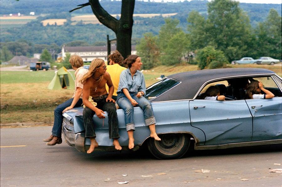 Image of Watkins Glen Summer Jam: 1973