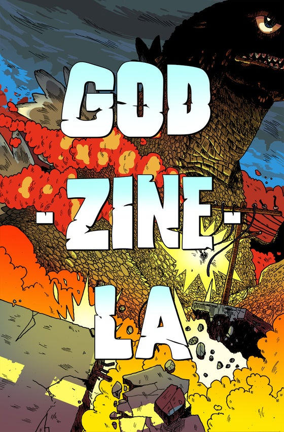 Image of God-Zine-La