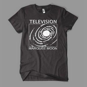"Television - ""Spiral"" Tee - Black"