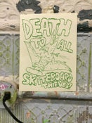 Image of Death To All Skateboard Thieves Mini-Poster