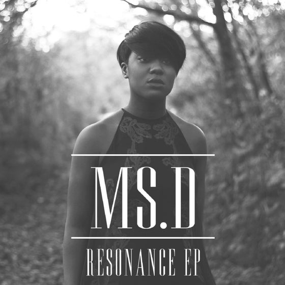 Image of Ms D - Resonance EP - CD Wallet - (KMRCD028)