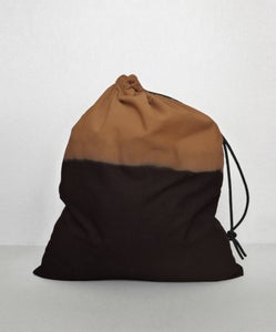 Image of STORAGE BAG canela