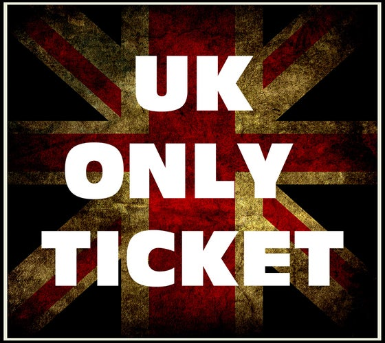 Image of Brofest(UK) #4 Tickets! UK TICKETS!