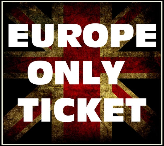 Image of Brofest(UK) #5 Tickets! EUROPEAN TICKETS!
